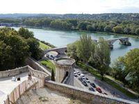 Avignon en camping-car