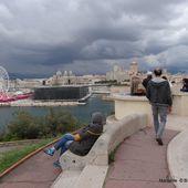 La vue de Marseille et du MUCEM depuis le Pharo - Le blog de Bernard Moutin