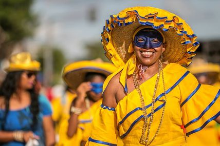 Guyane la 1ère au coeur du carnaval !