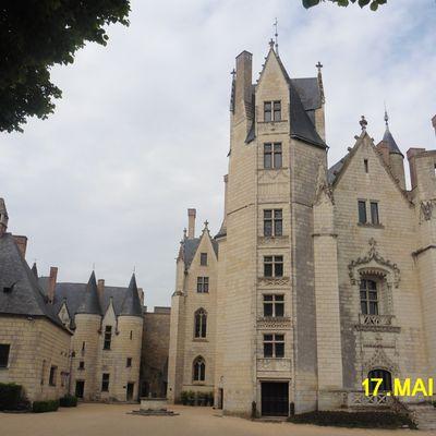 Voyage à Montreuil Bellay