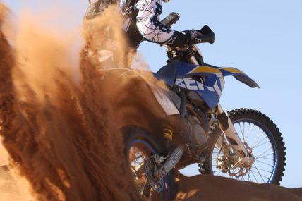 OBJECTIF DUNES: 2è étape du raid 4x4 maroc 2011