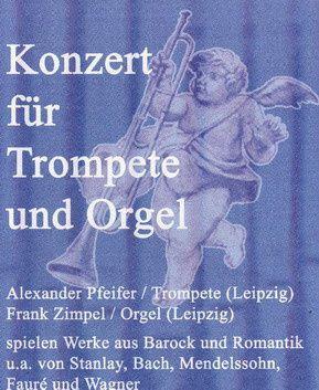 Concert Trompette et Orgue Neuf-Brisach
