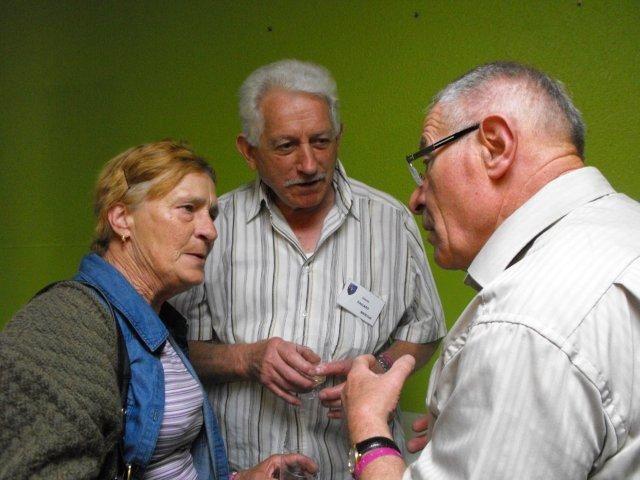 quelques images de l'assemblée générale d'Anglet 2012 de notre ami mon lieutenant Claude Le Palmec.