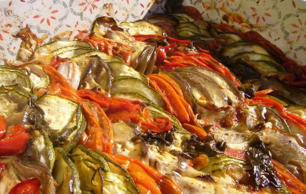 Tian aux légumes du soleil