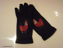 Customiser des gants
