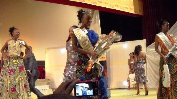 """Guinée : Début du concours de """"Miss Guinée 2012"""""""