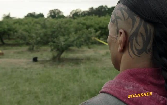 Critiques Séries : Banshee. Saison 2. Episode 3. The Warrior Class.