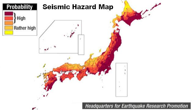 A mega quake for Japan