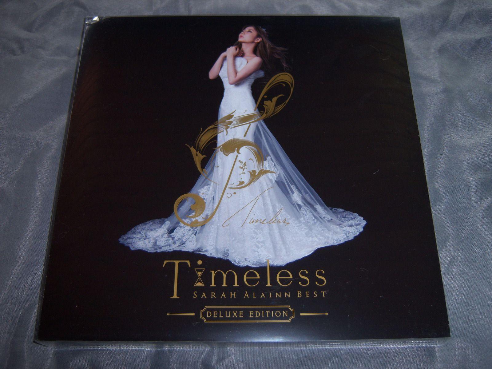 Timeless - Sarah Àlainn Best [Deluxe Edition]