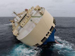 Cargo Modern Express - 4 hommes sont montés à bord avant de repartir
