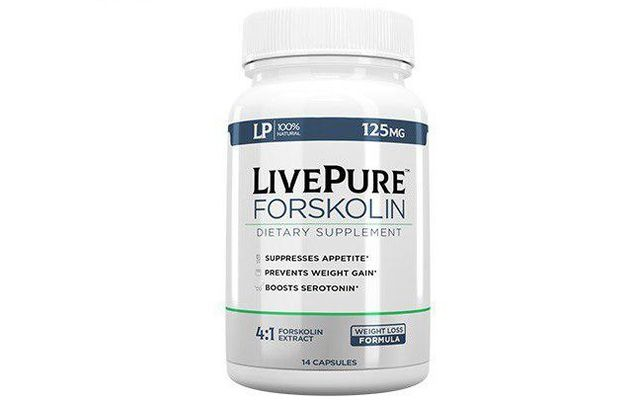 LivePure Forskolin Review – Review [Updated 2019] – Benefits & Price