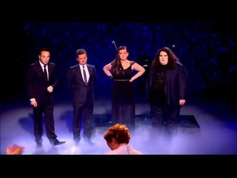 Britain's got talent : Jonathan et Charlotte chantent l'air de Caruso et vont en finale.