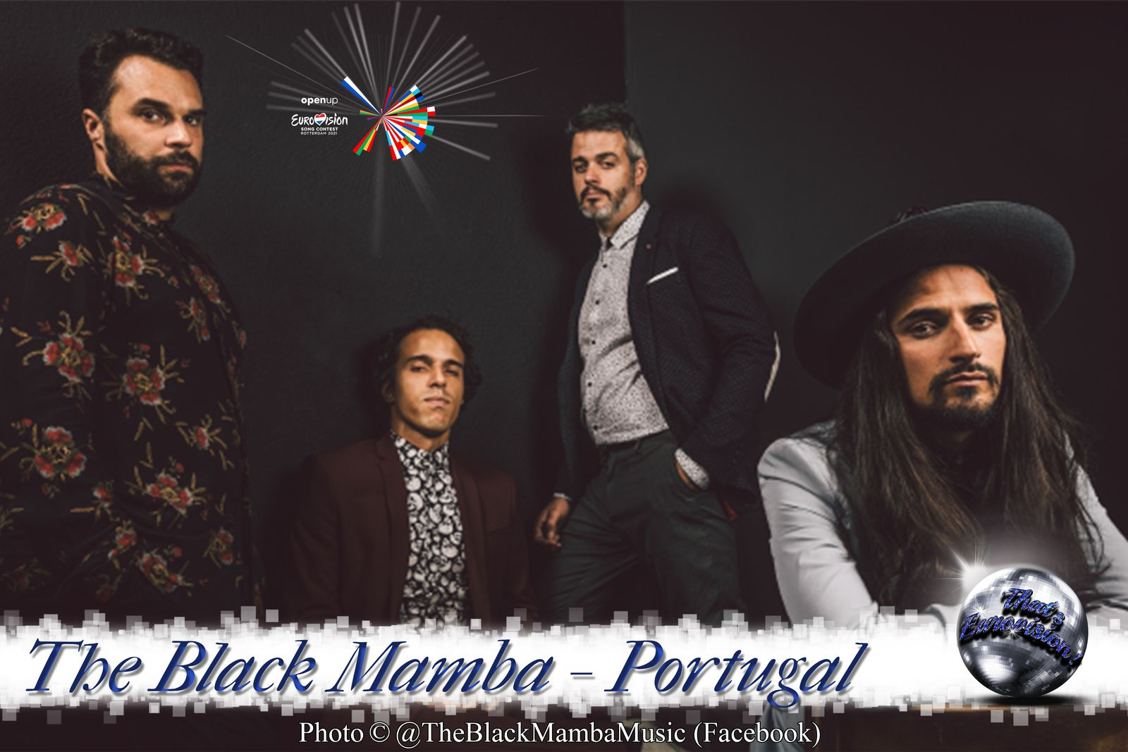 Portugal 2021 - The Black Mamba (Love Is on My Side)
