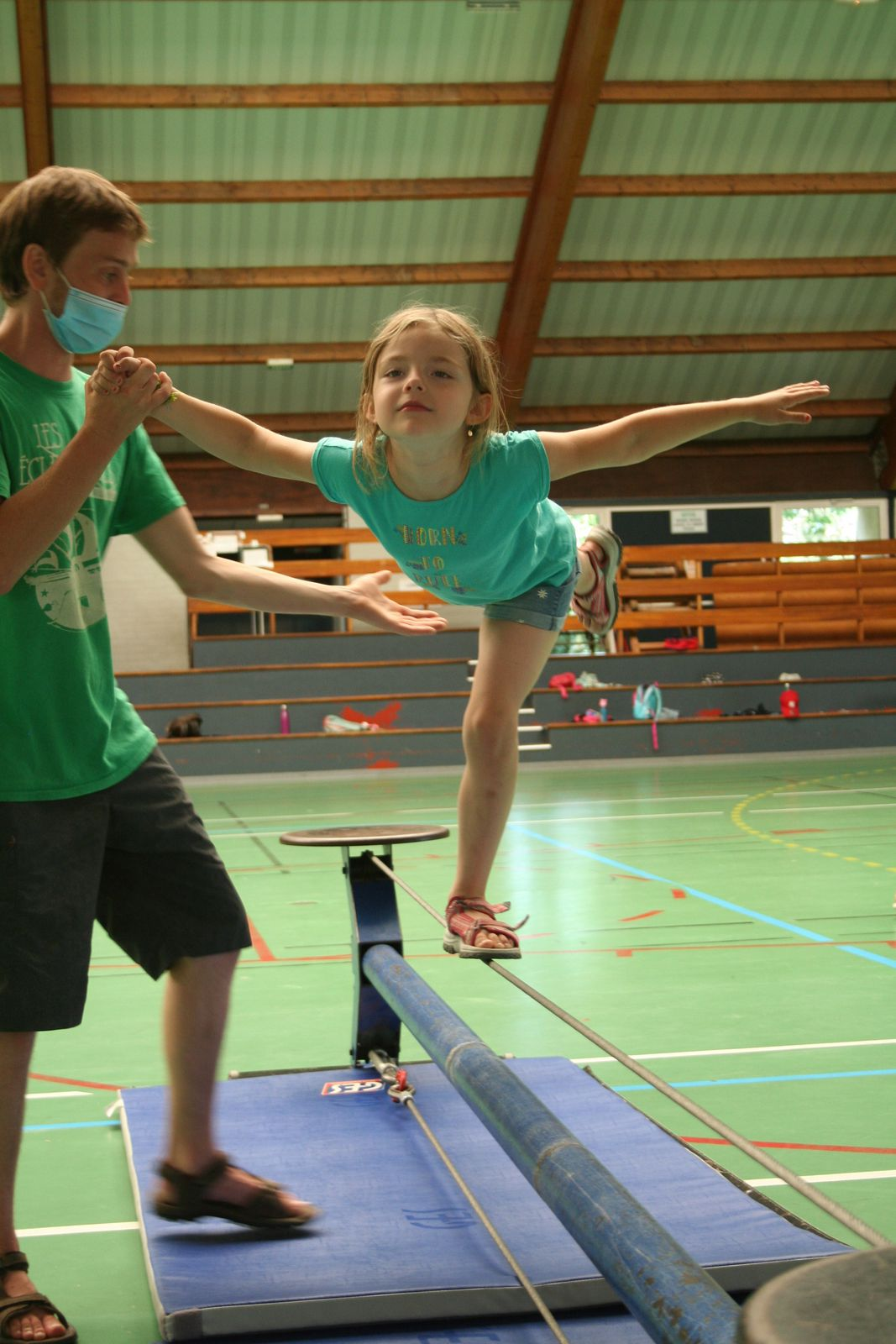 Stage Cirque/Nature-5/6 ans