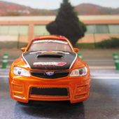 SUBARU IMPREZA WRX STI TUNING SAICO 1/43 - car-collector.net