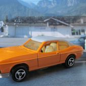 251-A FORD CAPRI MK2 MAJORETTE 1/60 - car-collector.net