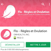 [Avis] L'application menstruel Flo