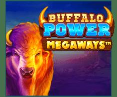 machine a sous mobile Buffalo Power Megaways logiciel Playson