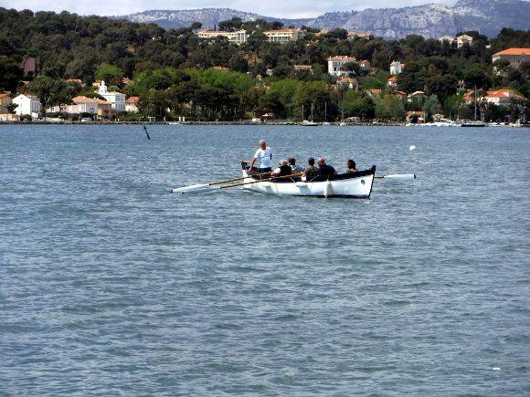 Les bateaux sont de retour à a Seyne.