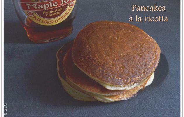 Pancakes à la ricotta de Nigella Lawson
