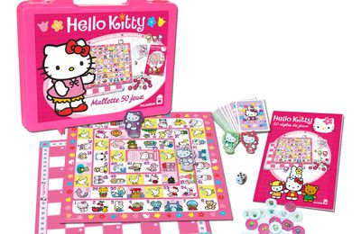 Mallette Hello Kitty * 1