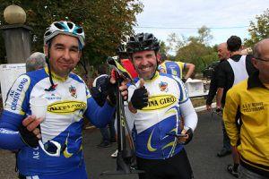 La JMD, La Flandres Charentaise, et victoire et beaux podiums de nos coursiers !