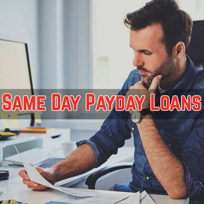 Same Day Payday Loans- Easy Source to Acquire Cash Quickly to Deal Unpredicted Expenses