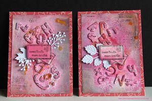 Cartes_Echange Le Potager Créatif_Tuto de Yolande