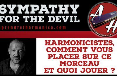 Sympathy for the devil - accès reservé aux membres Premium
