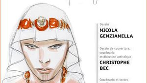 Rencontre avec Nicola Genzianella