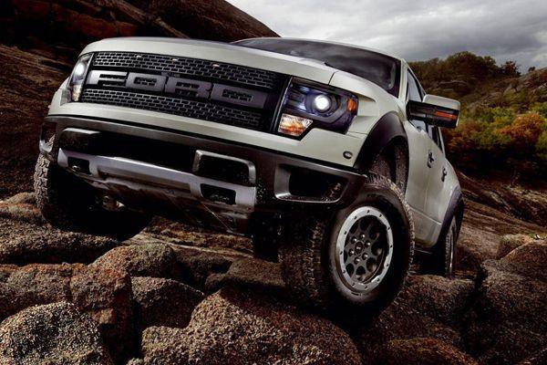 Ford F150 SVT Raptor - 2013