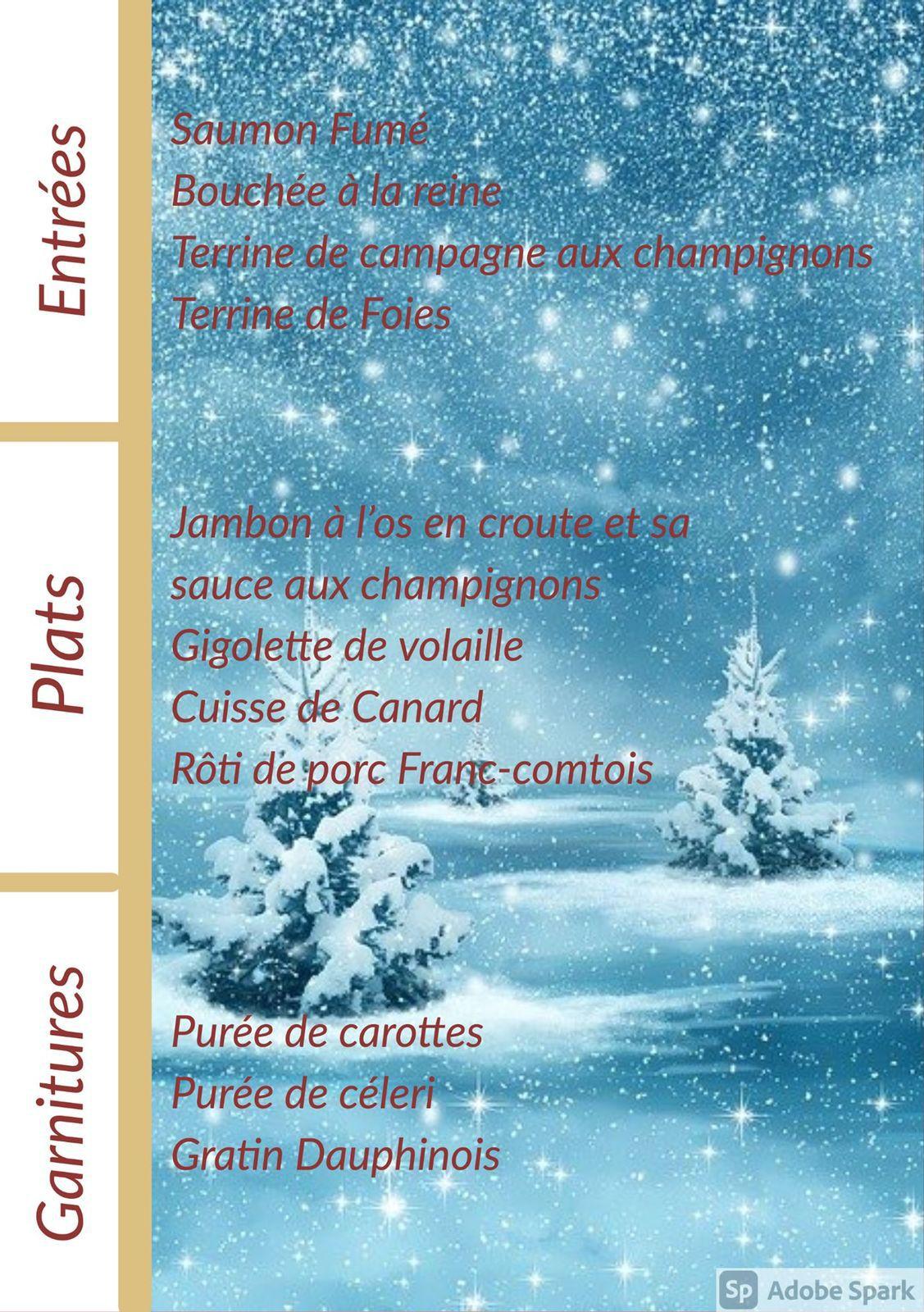 Cartes des fêtes du Moulin Cotant.