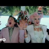 Katy Perry - Chained To The Rhythm (Official) ft. Skip Marley