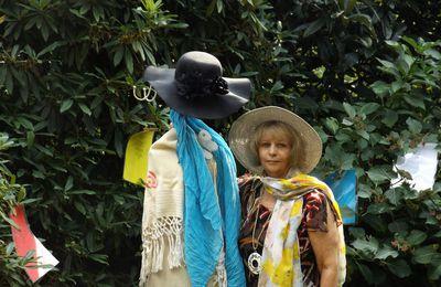 """""""Prix spécial du jury"""" pour Lidia Chiarelli, artiste et poète, Agliè (Turin), Septembre 2019"""