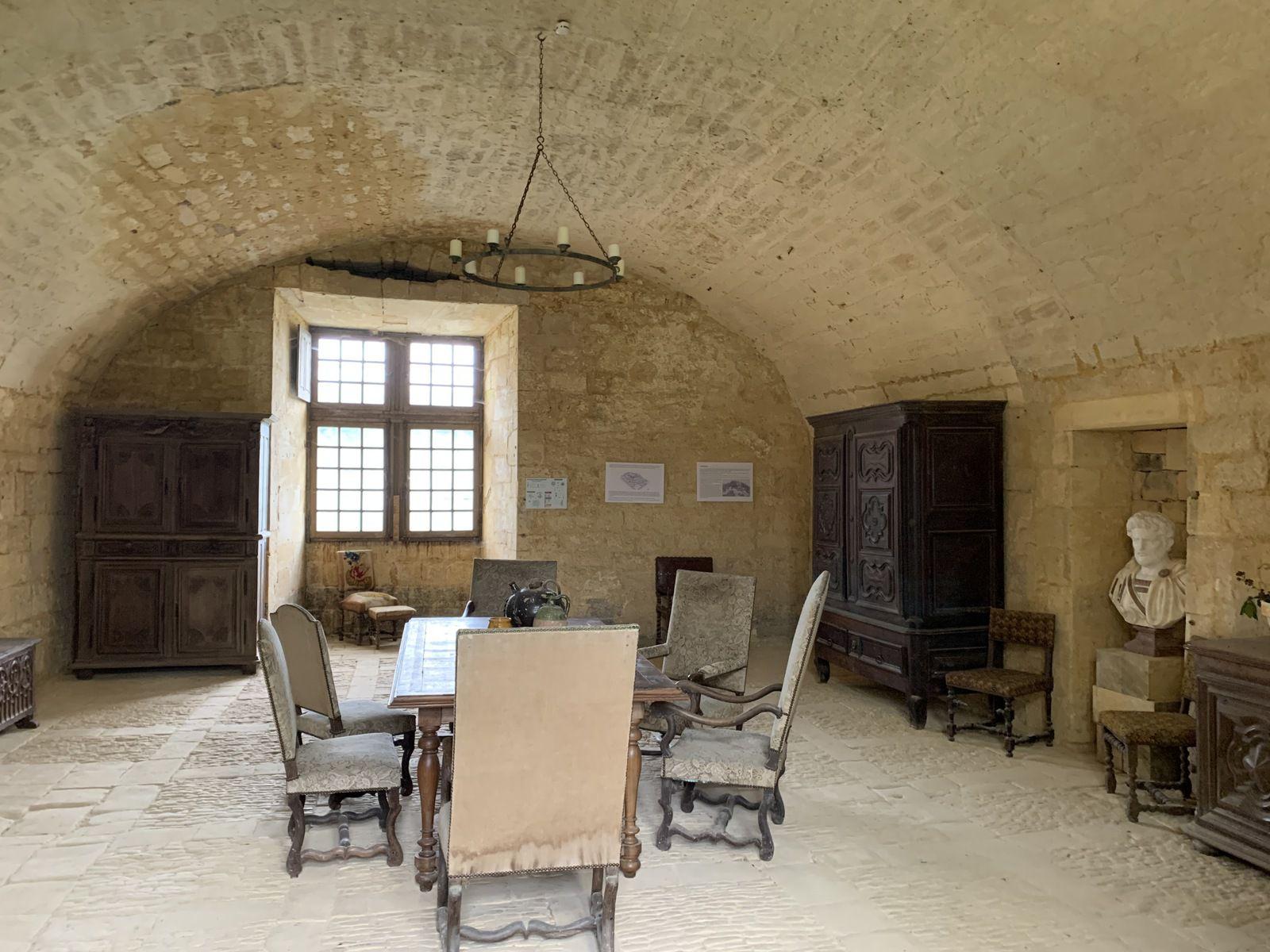 Rénovation du Château
