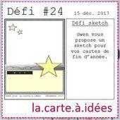 Défi#24 - la.carte.à.idées