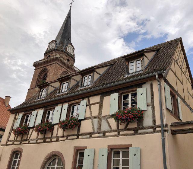 Bergheim , le top des villages