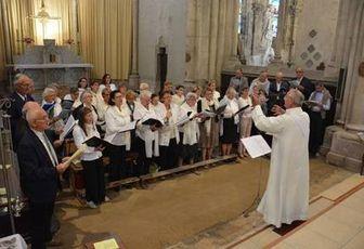 Le Chœur Diocésain recherche de nouveaux chanteurs !