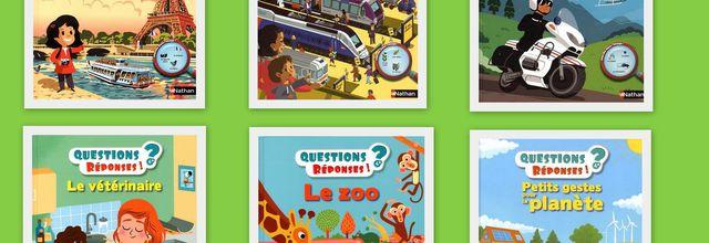 Questions ? Réponses ! 4+