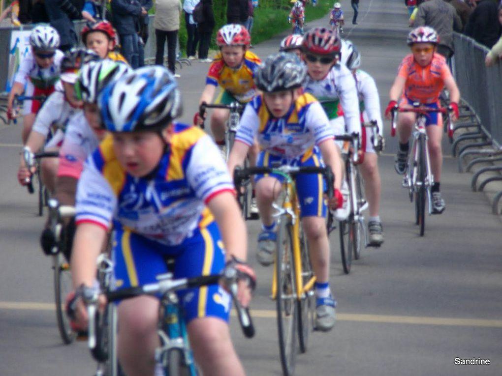 Ecole de cyclisme plus FFC Gauciel