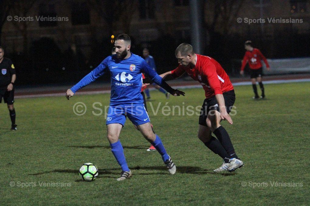 Vénissieux FC a été éliminée de la Coupe Laurafoot par Misérieux-Trévoux
