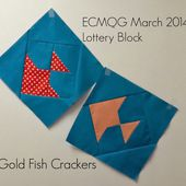 March 2014 Block Lottery - Gold Fish Crackers