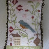 Cross Stitch ~ Christine