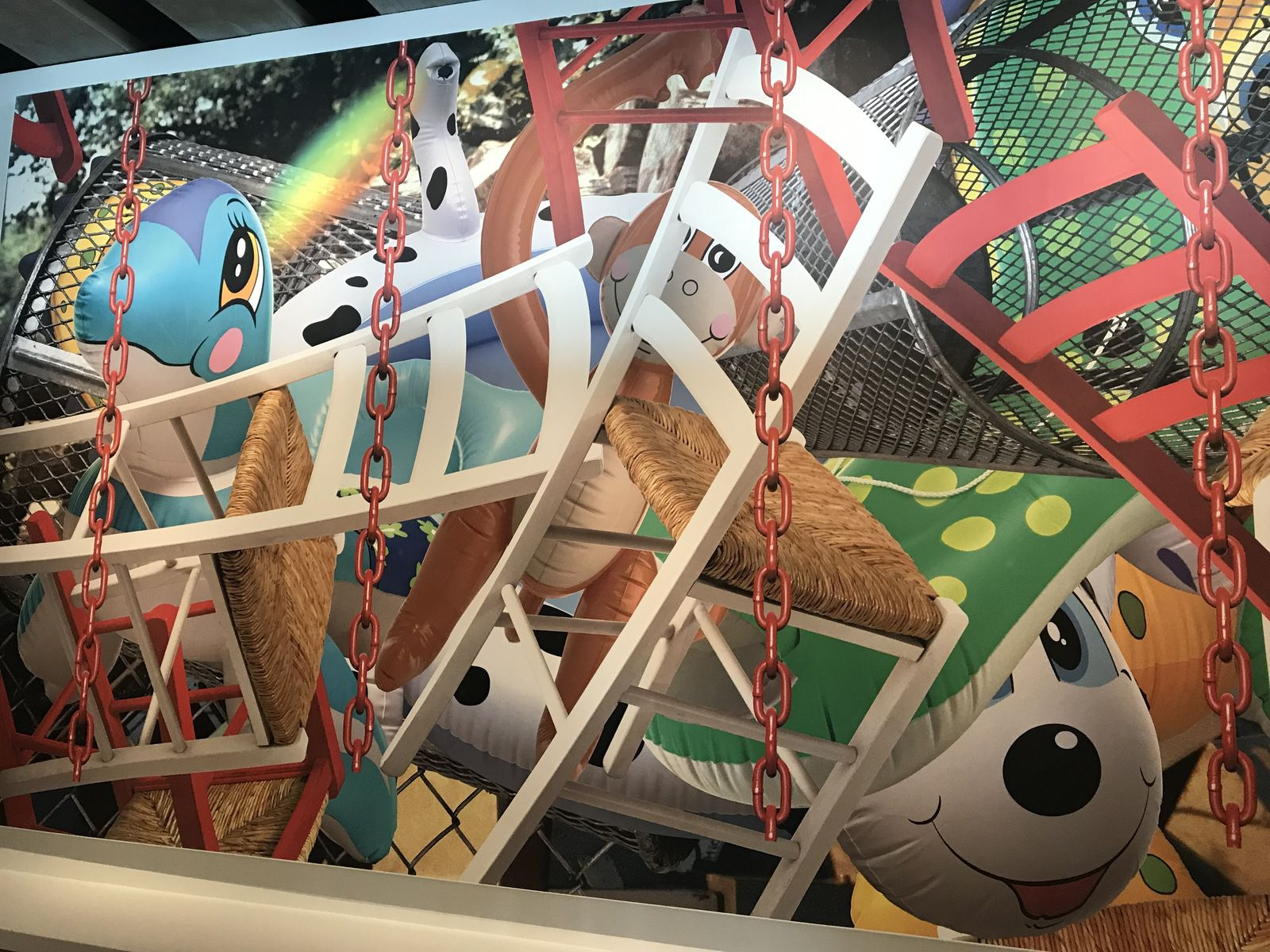 Jeff Koons s'installe au Mucem ! Exposition à Marseille
