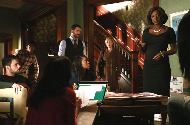 Critiques Séries : How To Get Away With Murder. Saison 1. Episodes 14 et 15.