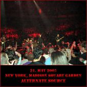 U2 -Vertigo Tour -21/05/2005 -New York, NY -USA - Madison Square Garden - U2 BLOG