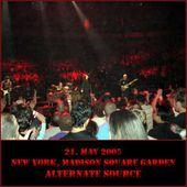 U2 -Vertigo Tour -21/05/2005 -New York, NY -USA - Madison Square Garden - U2 BLOG