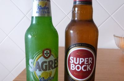 La bière portugaise