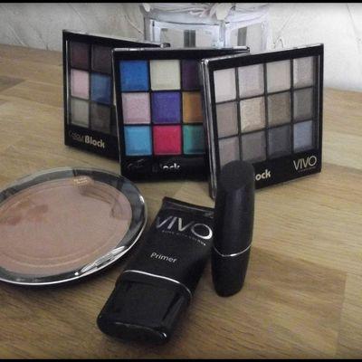[Haul] Vivo Cosmetics