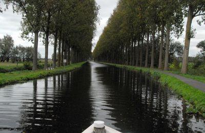07-03-21- QUAND LA FRONTIERE LINGUISTIQUE DEVIENT RAPPROCHEMENT AQUATIQUE (CANAL DE SPIERE)